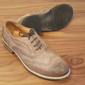 Kenneth Cole Reaction Wingtip Oxfords